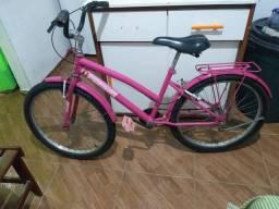 Vendo duas bicicleta aro 24 e uma aro 29