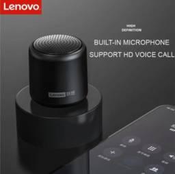 Caixinha de som Bluetooth Lenovo Original - DIvidimos em Até 12x sem juros