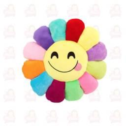 Título do anúncio: Almofada flor emojis diversos - consultar disponíveis