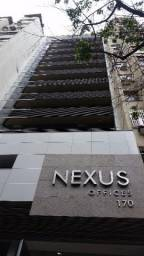 Sala comercial nexus offices rj