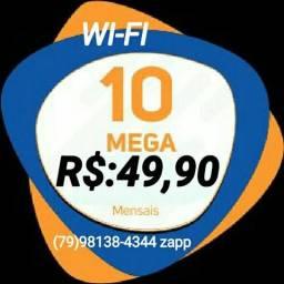 Consultor wifi 10 megas