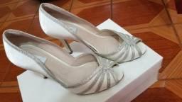 Sapato para Noiva Off White