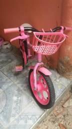 Bicicleta Barbie Princess