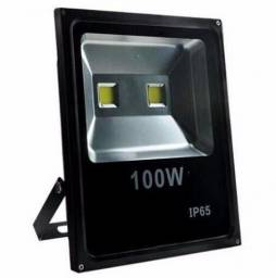 Refletor Led Holofote 100w Bivolt Prova D'água