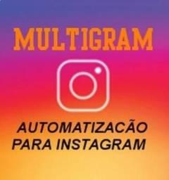 Automatize Seu Instagram (multigram)