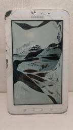 Tablet Samsung Tab 3 Chip Tela quebrada