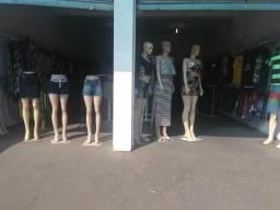 Lojinha de roupas
