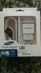 Carregador Samsung Turbo
