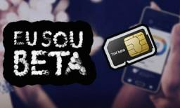 Convite Tim-Beta 10gb + 600 minutos