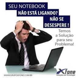 Reparo Placa de notebook