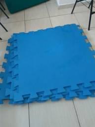 Tatames 1x1 metrô 10mm