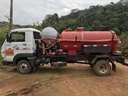 Tanque completo para Caminhão Limpa Fossa