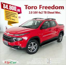FIAT TORO 2016/2017 2.0 16V TURBO DIESEL FREEDOM MANUAL - 2017