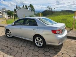 Corolla XEI 2.0 Automatico. Pneus zerados. GNV Injetado. Carro impecável - 2013