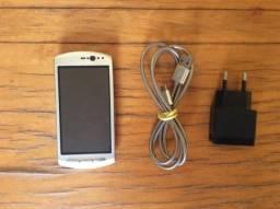 Celular Sony Ericsson Xperia Neo V Prata (Leia o Anúncio)