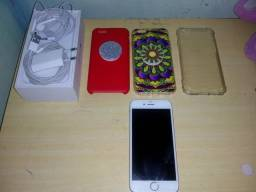 Vendo iPhone 6 64 GB Impecável