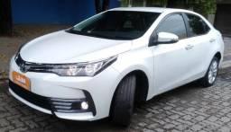 Corolla XEI 2018 - Categoria Luxo - Natal antecipado Uai - financiamos s/ entrada - 2018