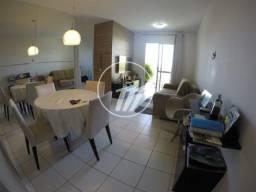 Apartamento com 52 m², 2/4 (sendo 01 suíte), área de lazer na Serraria. REF: B1643