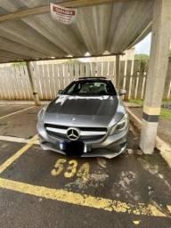 Mercedes cla 200 abaixo fipe interna branca- teto solar - 2014