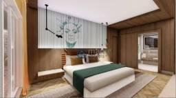 Apartamento com 1 dormitório à venda, 100 m² por R$ 95.900,00 - Lagoinha - Paraipaba/CE