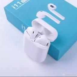 Fone de ouvido Bluetooth i11 original atacado e varejo