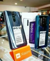 Xiaomi note 8 pro 128 GB novo lacrado a pronta entrega