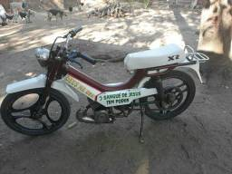 Mobilete Caloi motor 60 puxando 120kh - 1983