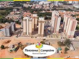 PANORAMA CAMPOLIM - 56m² a 60m² - Sorocaba, SP