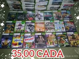 Jogos de Xbox360 Originais PASSO CARTÃO DÉBITO E CRÉDITO