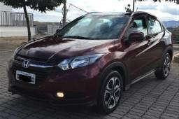 HRV 1.8 EX Automático - 8.000Km apenas - Multimidia - Banco de Couro - 2018 - 2018