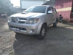 Toyota Hilux srv 3.0 automática *R$ 10.000,00 mil abaixo tabela* passagem por leilão - 2006