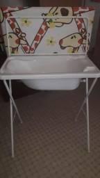 Banheira com trocador burigotto