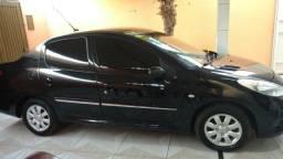Vendo Peugeot 207 Sedã Passion XR S flex - 2012