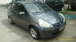 Honda fit lx automático completo - 2007