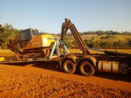 Escavadeira case cx 130