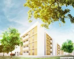 Apartamento com 50m², 02 qrts, em Candeiras