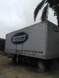 Baú para caminhão 6800,00