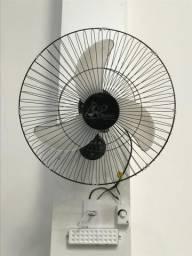 Ventiladores Parede 60cm Oscilante Premiun Compl 60 Fi