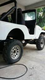 Jeep willys ano 1960