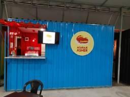 Container em Food Park