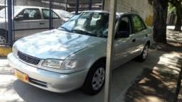 Corolla Xli 1.8 Mec. - 2001 - 2001