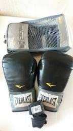 Luvas box Muay thai tamanho 16