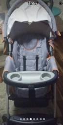 Kit Carrinho e bebê conforto Chicco