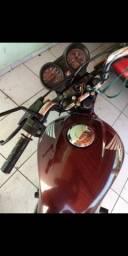 Moto CG 150 Fan ESI- Gurupi - 2011