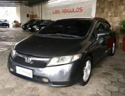 Honda Civic 1.8 LXS 2008 flex Completo - 2008
