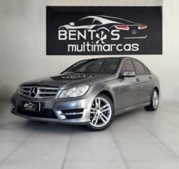 Mecedes Benz C-180 CGI Sport 1.6 TB 16V 156cv Automático - 2013