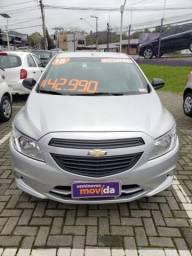 Chevrolet Prisma Joy 1.0 2018 COMPLETO!!R$45.990,00!! - 2018