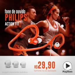 Fone Philips Action Fit SHQ-4300 **Auricular