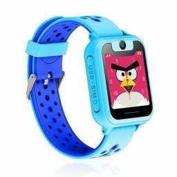 Relógio para Criança rastreio anti-perdida Gps