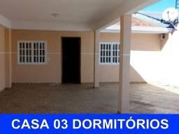 Casa 03 Quartos - 120 m² (Troco por Apartamento / Caminhão)